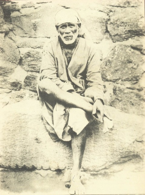 Sai Baba which was used by Late Shri.B.V.Talim to sculpt the idol of Sai Baba for installing in Samadhi Mandir in Shirdi